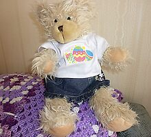 Buffy Bear - a ragged look is the fashion* by EdsMum