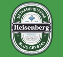 Heisenberg Beer by MilesGar