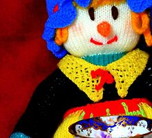 Knitted Dolls Fun 10 by Renata Lombard