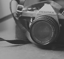 Pentax ME Super by Kai7z