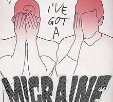 Migraine  by LaurenPerchard