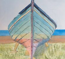 The Green Boat by Jennifer J Watson