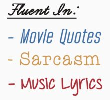 Fluent In:... by SamanthaMirosch