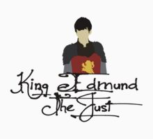 King Edmund The Just by redroseses