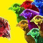 Chick fever II by ak4e