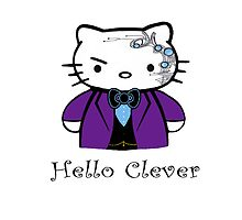 Hello Clever by lisa roberts