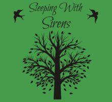 Sleeping With Sirens by sherlockisalie