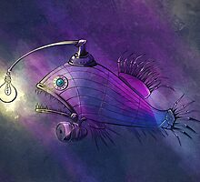 Anglerfish by randoms