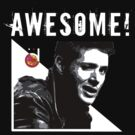 Dean Winchester from Supernatural Awesome by Bloodysender