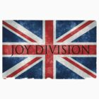 Joy Division by PotionOwl203