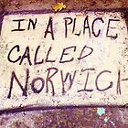 Norwich- Unique Urban Art Photography by Vincent J. Newman