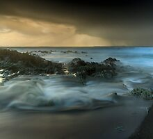 Moody Friday - Red Strand Ireland by Pascal Lee