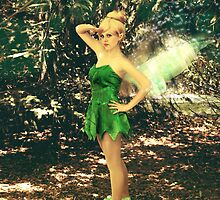 Disney - Tinkerbell 001 by Courtoon