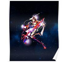 Ryuko Matoi and Mikasa Ackerman Poster