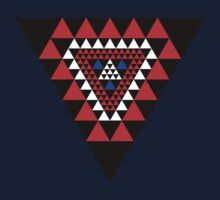 Trippy Triangle Kids Clothes