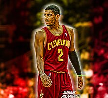 Kyrie Irving by allstargrafix