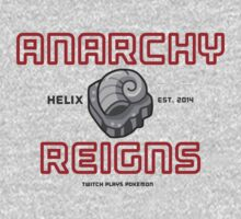 Twitch Plays Pokemon: Anarchy Reigns - Red Text by Twitch Plays Pokemon