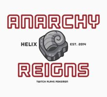 Twitch Plays Pokemon: Anarchy Reigns - Red Sticker by Twitch Plays Pokemon
