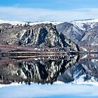 Lake Entiat-Columbia River by Jim Stiles