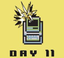 Day 11: Twitch Plays Pokemon by mindychinchilla