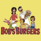 Bob's Burgers by littlegreenhat
