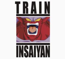 Special Edition- Train Insaiyan - Janemba by irig0ld