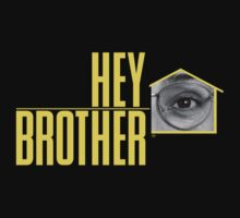 Hey Brother by minnerbucket