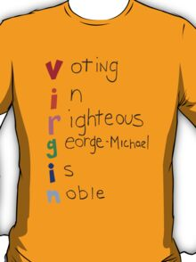 George-Michael for Student Body President T-Shirt