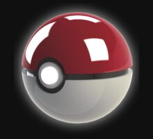 High-Def Pokéball [Large Edition] by Everett Marcolini