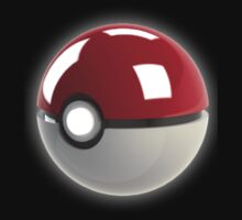 High-Def Pokéball [Tiny Edition] by Everett Marcolini