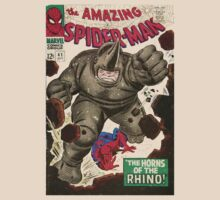 Vintage Amazing Spiderman #41 by realsuperhero