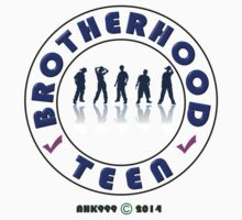 Teen Brotherhood Tee-shirts and Stickers by nhk999