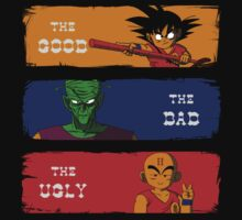 Good Bad Ugly by ddjvigo