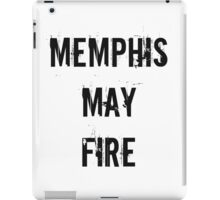 Memphis May Fire iPad Case/Skin