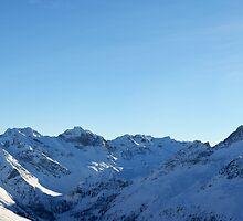 Swiss Alps by ak4e