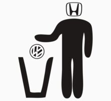 honda trashing vw by bestbrothers