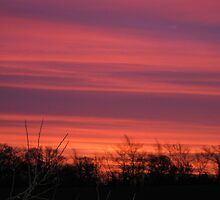 East Anglian sunrise by KatDoodling