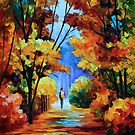 UNITY WITH NATURE by Leonid  Afremov