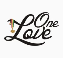 ONE LOVE Kids Clothes