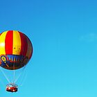 Disneyland Paris Hot Air Balloon by biskh