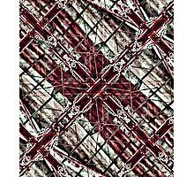 Mystic Cross Artwork Photographic Print