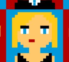 Buffy 8-Bit Sticker