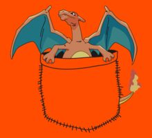 Charizard Pocket by AxerLopdan