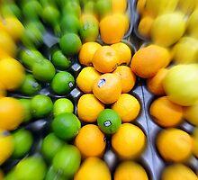 Citrus Medley by Valentino Visentini
