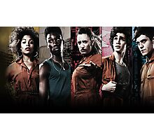 Misfits Characters Photographic Print