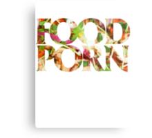 FOOD PORN Metal Print