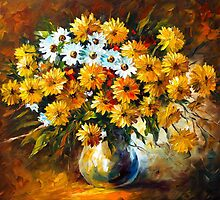 RECOLLECTION by Leonid  Afremov