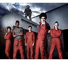 Misfits Poster Photographic Print