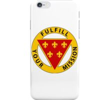 3rd Infantry Division Artillery iPhone Case/Skin