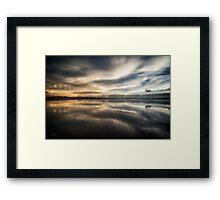 Minyirr Mirrors Framed Print